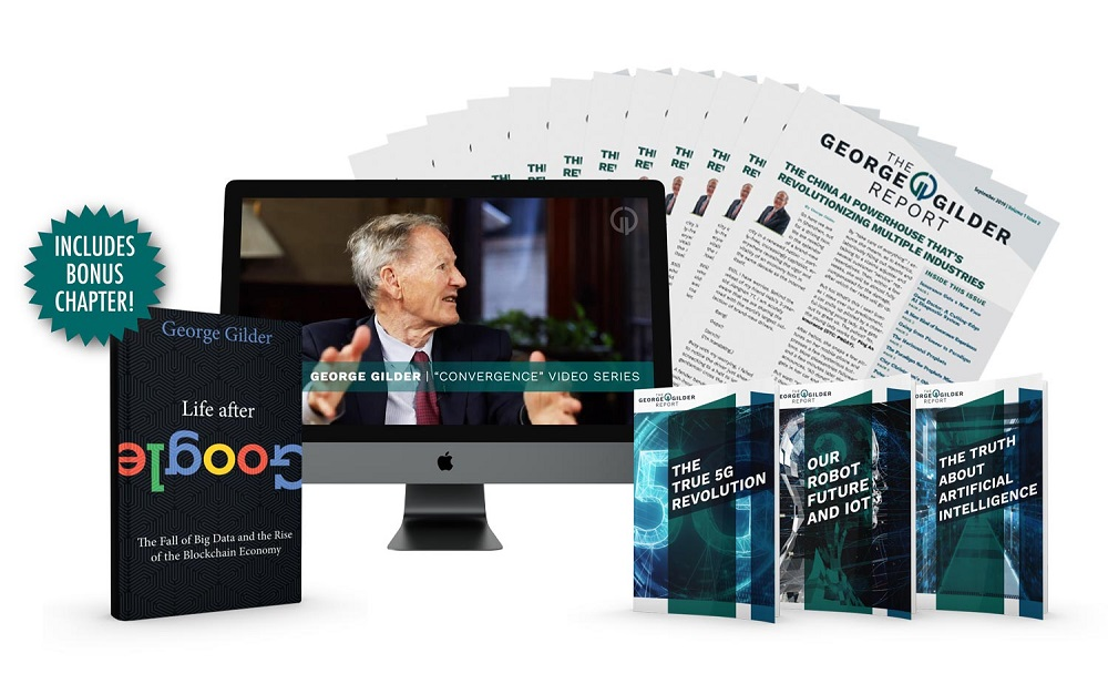 George Gilder Report Review (Actual Member) | Gilder's Internet Reboot 2020 Prediction